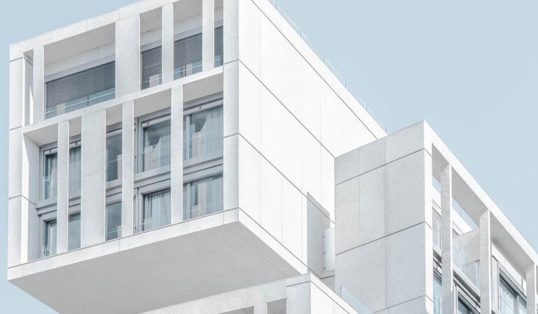 Square Building