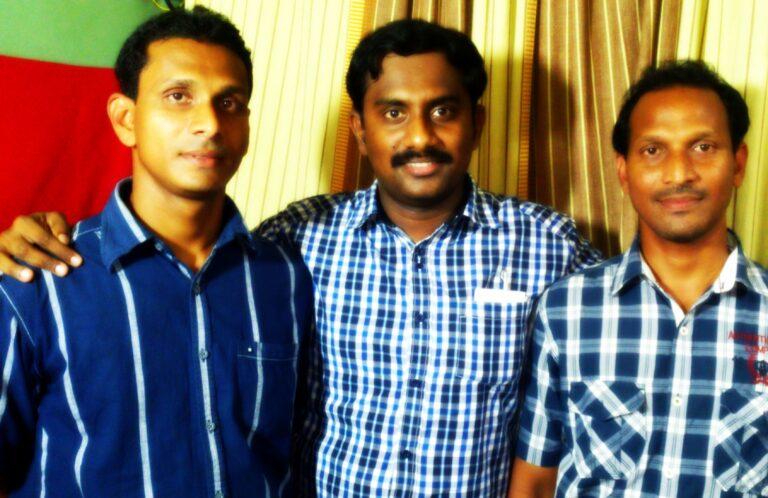 Bro. Rajesh