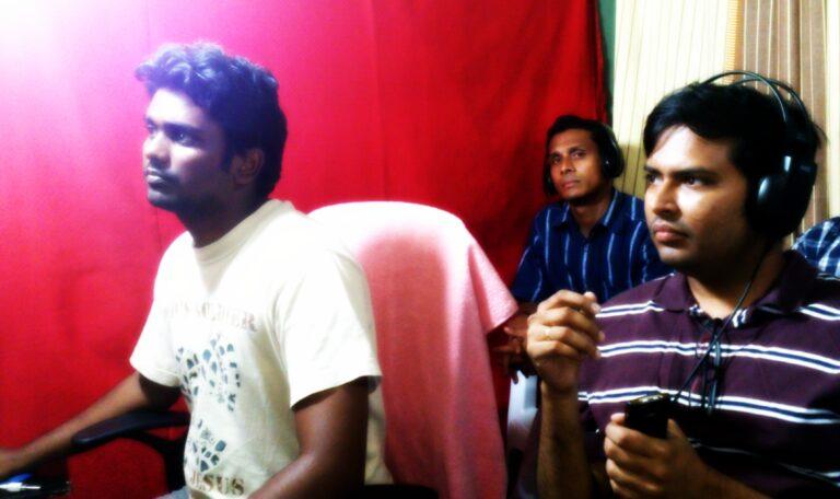 JK Christopher, Bunty and Rajesh